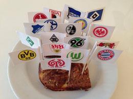 Bundesligafähnchen