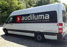 Audiluma Veranstaltungstechnik