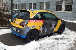 Opel Adam Designerbranding
