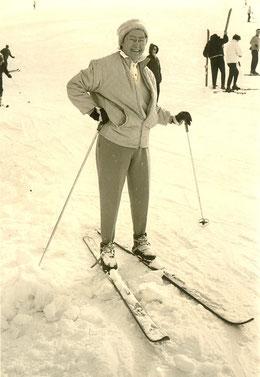 1961 à l'Alpe d'Huez