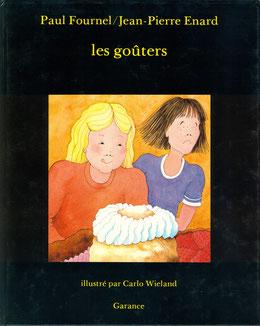 Le début d'une collection de livres pour enfants