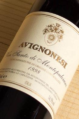Avignonesi produit deux qualités de Vin santo