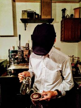鎌倉 コーヒー ネルドリップ
