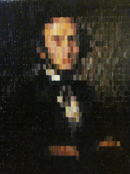 Öl, Lw. 55 x 70 cm. 1992