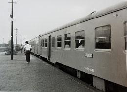 国鉄甘木線の車両(キハ20)