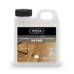 WOCA OIL CARE weiß - WOCA ÖLPFLEGE weiß 1L (2021)