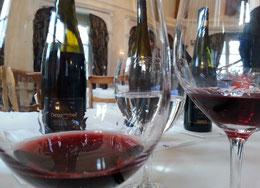 Weinprobe im VDP Weingut Deutzerhof an der Ahr