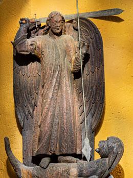 St. Michael I aus der spätromanischen Kirche
