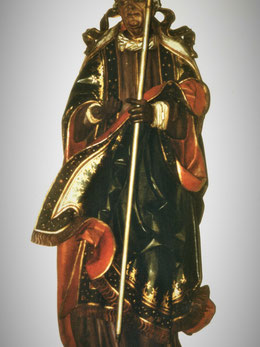 St. Wolfgang, letztes Foto vor dem Diebstahl, 1991