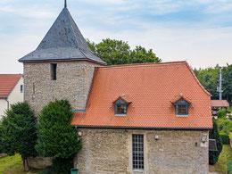 Kirche Hohlstedt, Lyonel Feininger-Motiv
