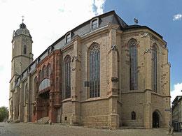 St. Michael nach der Restaurierung, 2015