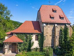 Marienkirche Wenigenjena, genannt Schillerkirche