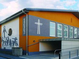 Lutherhaus, auch Verwaltungszentrum des Sprengels Wenigenjena