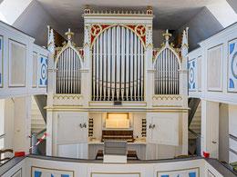 Orgel von Louis Witzmann, 1868