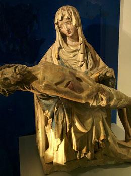Künstlerisch hochwertige Pietà, heute Stadtmuseum Jena