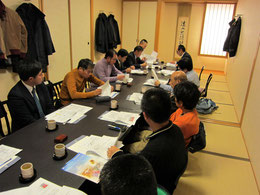 平成31年1月19日ホテルクラウンパレス浜松にて西部地区会議が行われました
