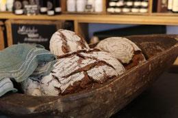 Brot in der Krämerei