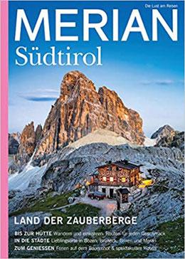 MERIAN HEFT Südtirol 4/2021