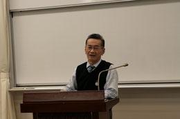坂本龍馬記念館を見学後に,森健志郎館長による講演「今なぜ龍馬か」