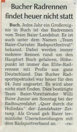 Quelle: Landshuter Zeitung 28.05.2018