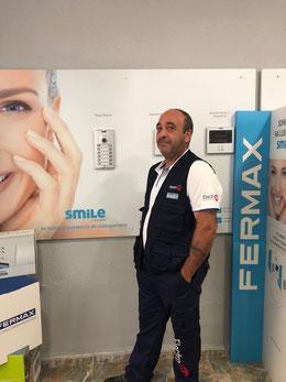 Tecnico Oficial Fermax