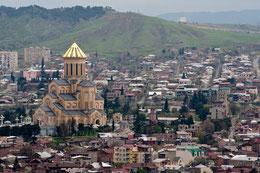 Tbilisi, Georgie