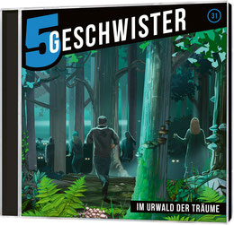 CD Cover 5 Geschwister - Folge 31