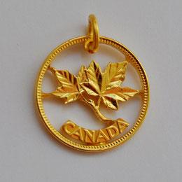 Münzsägewerk Katrin Thull | Kanada - Ahornblätter