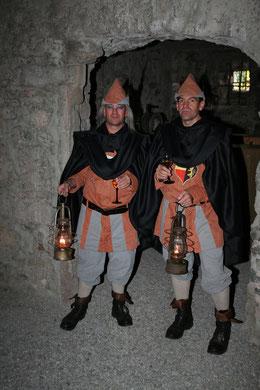 Martinus und Norbertus im Zunftgewand