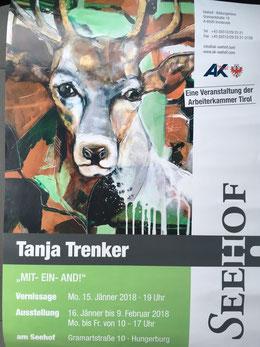 Einladung der Arbeiterkammer Tirol - Tanja Trenker - MitEinAnd!