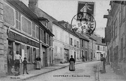 rue St Denis vers 1907
