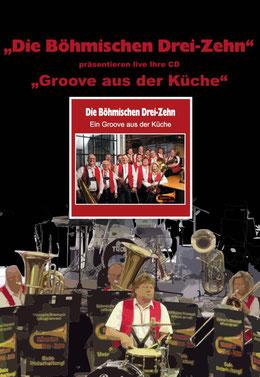 CD Groove aus der Küche