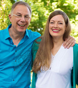 AGNYA HEALING MUSIC Peter und Agnya