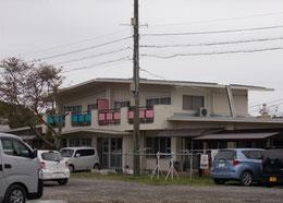 子山ホームの施設の様子。子供達には温かい生活の場です。