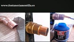 reparación de instalaciones de agua de cobre en mal estado,presupuestos sin compromiso Fontaneria Montilla Córdoba Capital Tfno: 608 43 05 86 www.fontaneriacordoba.es www.facebook.com/fontaneriacordoba fontaneriamontilla@gmail.com
