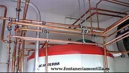Renovación de instalaciones de agua en cobre,  Fontaneria Montilla Córdoba Capital Tfno: 608 43 05 86 www.fontaneriacordoba.es www.facebook.com/fontaneriacordoba fontaneriamontilla@gmail.com