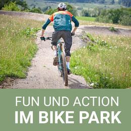 Fun und Action im Bike Park in Isny & Schönau  im Allgäu