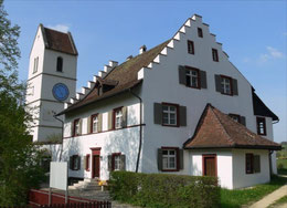 Kirche in Oltingen