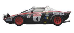 vettura da rally lancia stratos pirelli grafica completa di pubblimais a torino