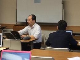 講師を務められる第一コンサルタンツ取締役技術部長の楠本氏