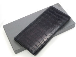 FARO SILVIO CROCO LONG WALLET