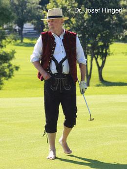 Golfsport ohne Pestizide