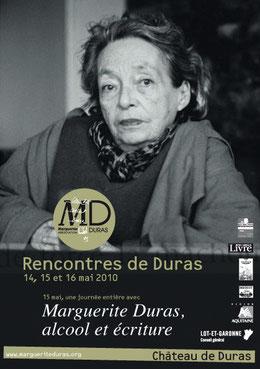 Rencontre Marguerite Duras 15 Mai 2010 Association Marguerite Duras