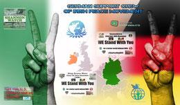 Irische Friedensbewegung