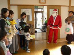 子育てサロン「クリスマス会」