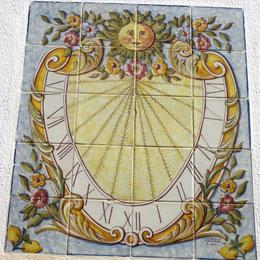 """Sonnenuhr 1"" Art.-Nr.: PN-143"