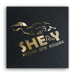 dog pet food logo design; dog pet food company logo design; creative logo design; luxury logo design; cat food logo design; beautiful logo design; order; price; cost; online; golden; black; shery; sheriff; Kiev; Ukraine; PRS LA BEAUTY;