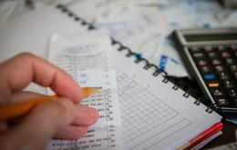 Erstellung der Einkommenssteuererklärung