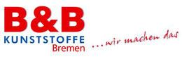 B & B Kunststoffe Bremen  Arsterdamm 134 A  28279 Bremen
