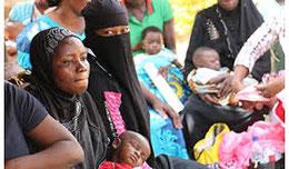 Extrême Nord: Soutien aux femmes défavorisée